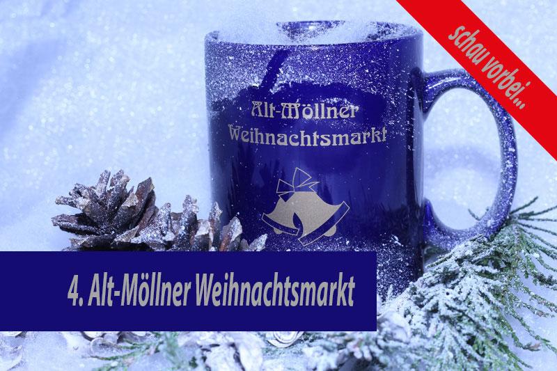 Alt-Möllner Weihnachtsmarkt