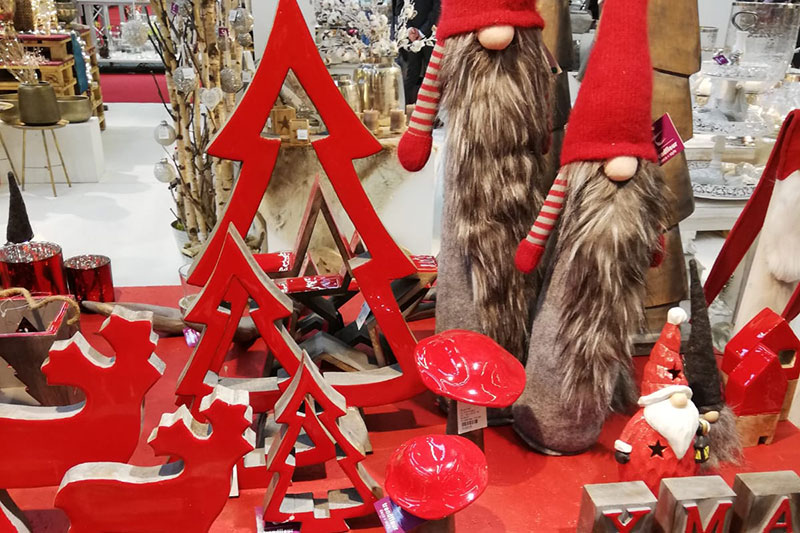 Eventcompany besucht die Christmasworld 2019