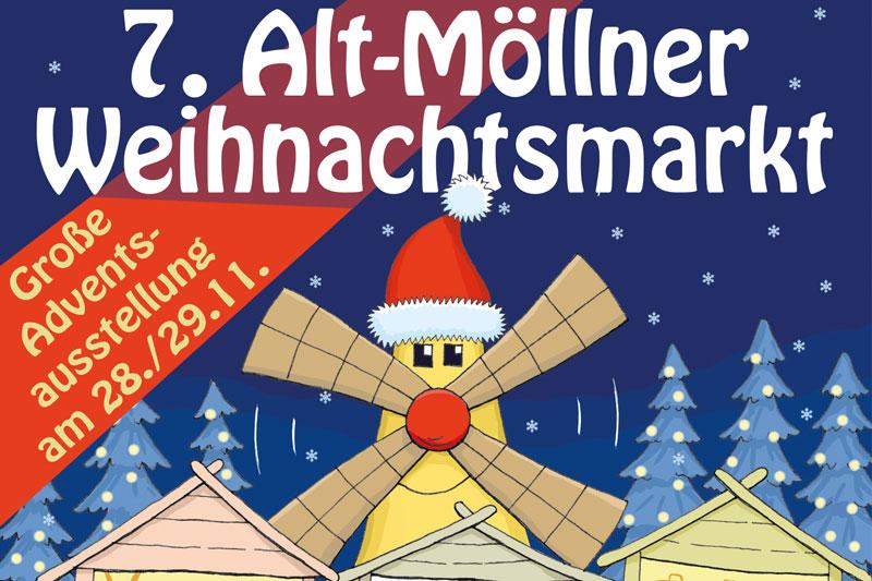 Alt-Möllner Weihnachtsmarkt 2020