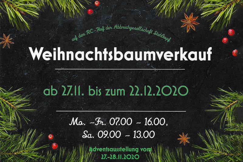 Alt-Möllner Weihnachtsbaumverkauf 2020