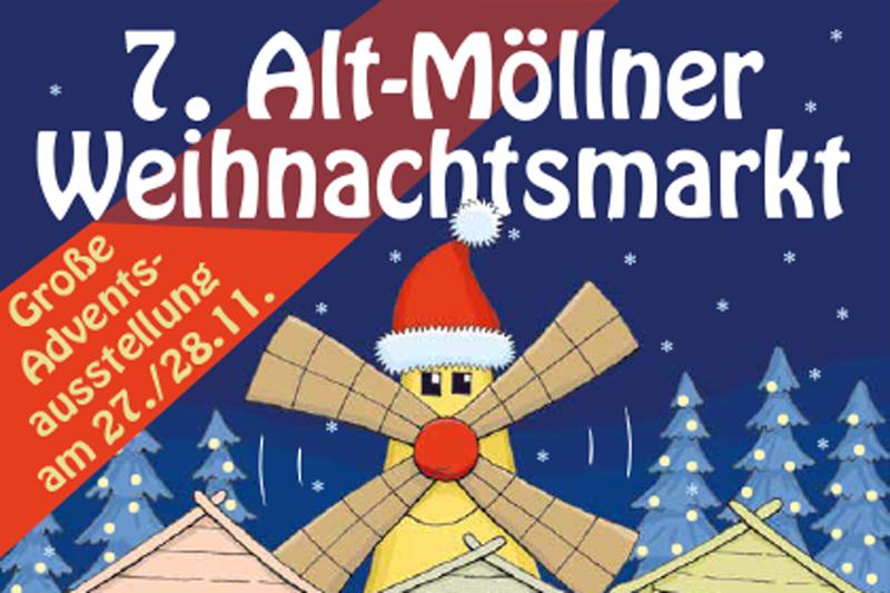 Alt-Möllner Weihnachtsmarkt 2021